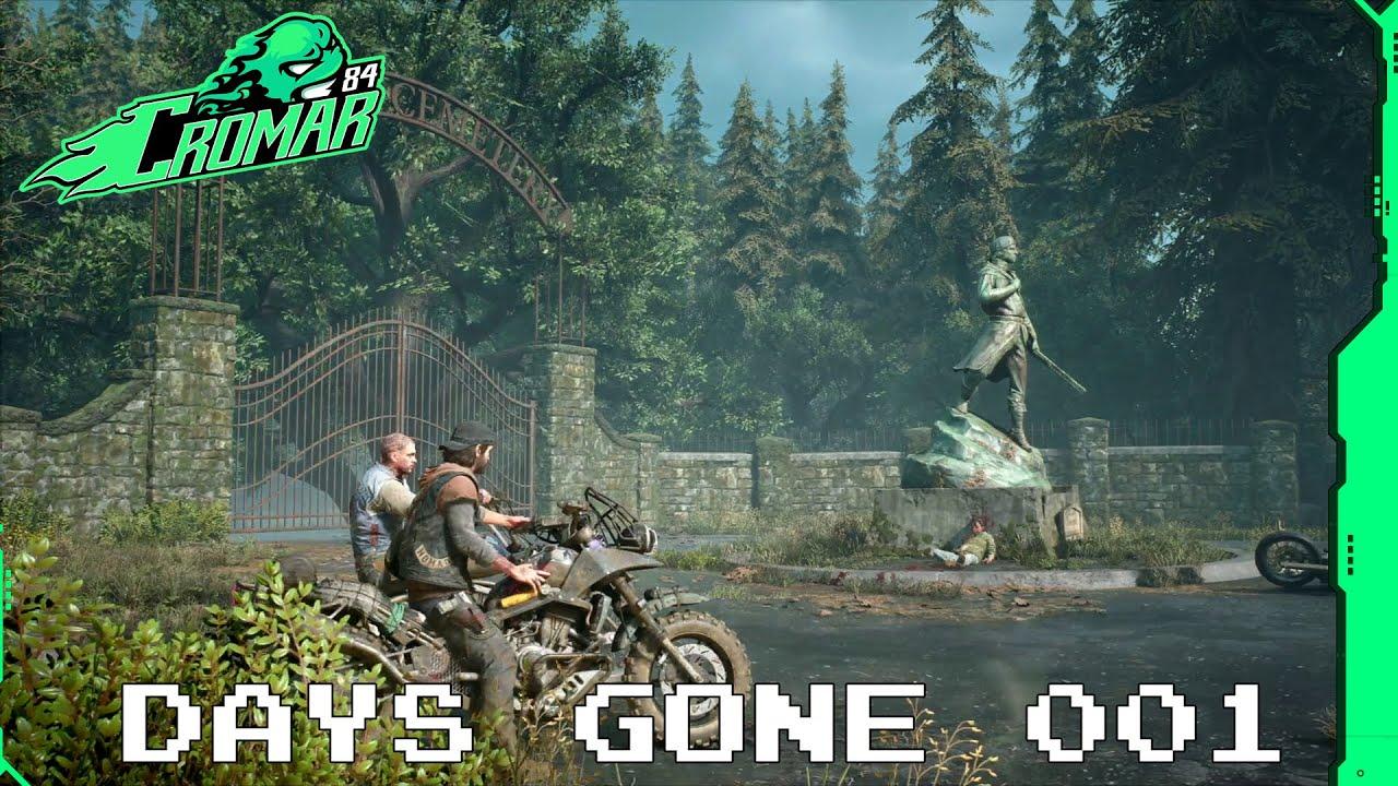 Days Gone 001 – Aller Anfang ist Schwer