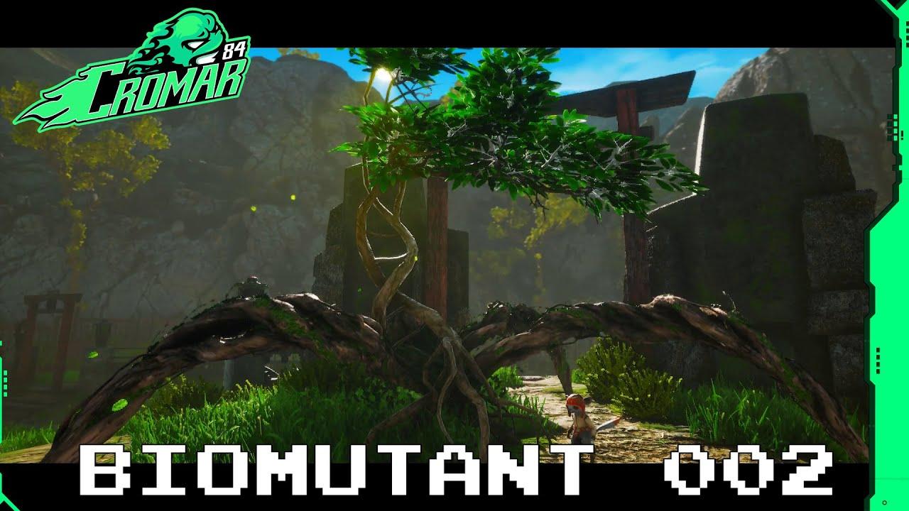 Biomutant 002 – Eine Andere Welt